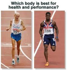 runner and sprinter